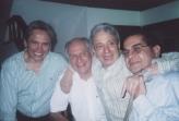 Enrique Osorio, Manuel Elkin Patarroyo, Antonio Iglesias, Rafael Valle. Bogotá - Colombia, 2010