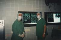 Prof. Madjid Samii, Enrique Osorio. Hannover - Germany 1997