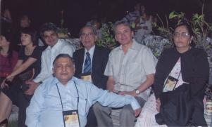 Prem Ramani, E.Osorio. 15º Congreso de Actualización de la Sociedad Brasileña de Neurocirugía y el 14th Intermeeting of the World Federation of Neurosurgical Societies. Portos de Galinhas - Brasil 2011.