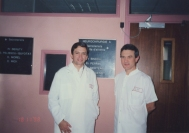 Marc Sindou, Enrique Osorio. Lyon - France 1999